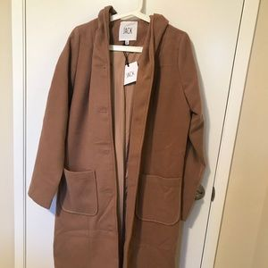 Jack by BB Dakota Long Coat